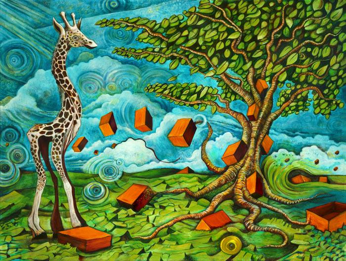 Yom Tov giraffe