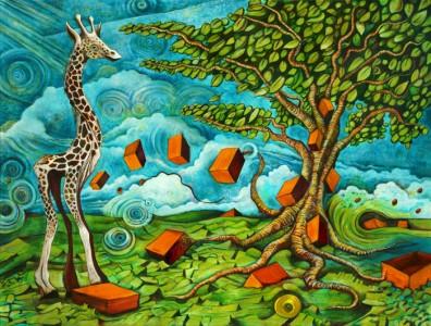 YTov giraffe