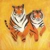 2 tigers