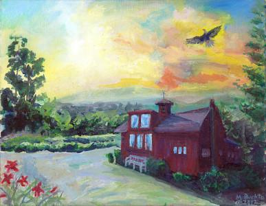 soaring-eagle-margaret-buchte