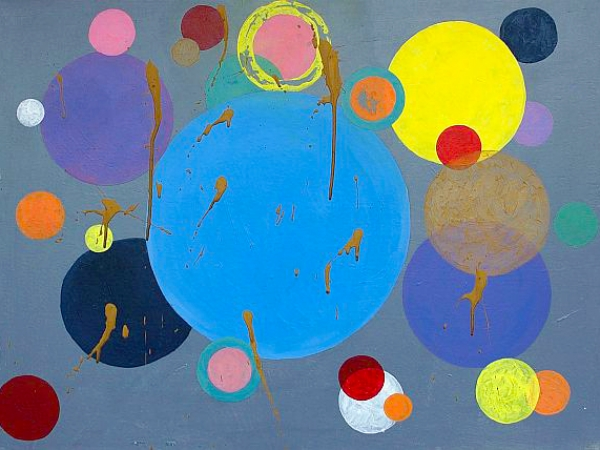 Carol Neuhaus, Planets In Outer Space