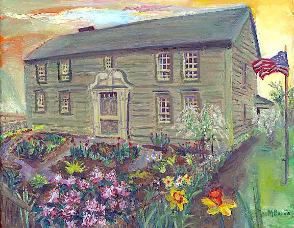 Dawn Mission House - Stockbridge
