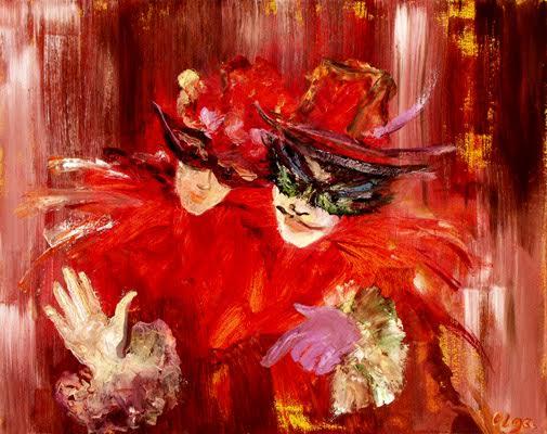 olga gernovski, good purpose gallery, tango, melissa matsuki lillie